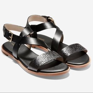 Cole Haan Findra Strappy Sandals Sz 7B